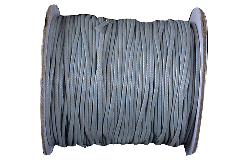 200yds/roll+0.5mm Grey Korea Polyester Wax Cord Waxed Cord Thread+DIY Jewelry Bracelet Necklace Wire String Accessories