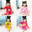 Baby Girl Pajamas Se...