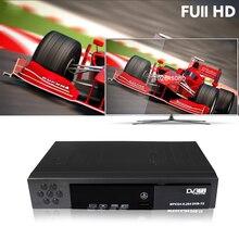 Decodificador Digital DVB T2 HD, receptor terrestre, 1080P, H.264, compatible con WIFI USB, Youtube, DVB, T2