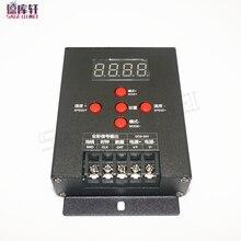 1 шт. T-500 WS2811 WS2801 LPD6803 2812b 2813 Полноцветный Мини Интеллектуальный светодиодный RGB контроллер Волшебный сон Цвет RGB светодиодная лента
