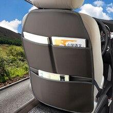 Универсальная автомобильная сумка для хранения коробки на заднем сиденье сумка Органайзер держатель для заднего кресла карманы автомобиля-Стайлинг протектор Авто аксессуары для детей