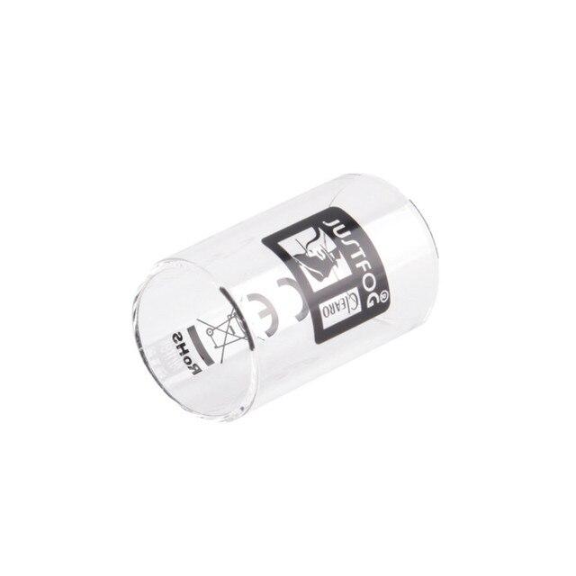 Original Justfog Q16 Tank Glass Tube Vape Accessories For Justfog Q16 Atomizer Kit E-Cigarettes Pyrex Replacement Glass Tube 5