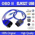 ¡ Nuevo! OBD2/OBDII ELM327 USB Para Audi VW OBD 2 Cable de Diagnóstico de ESCANEO Scan Tool Interface