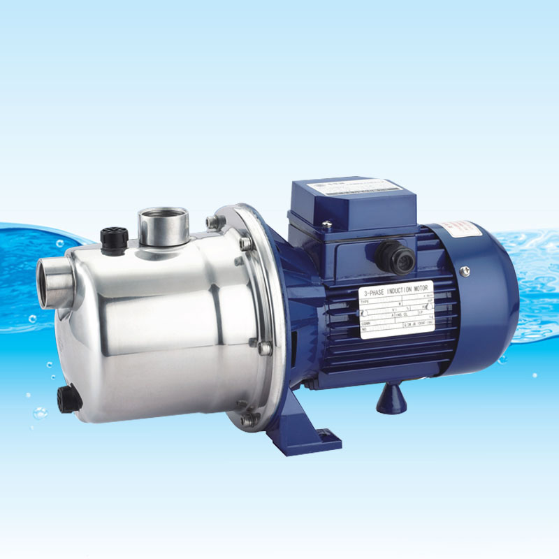 SZ090B 380v Stainless Steel Electronic Jet Self-priming Booster Pump Jet Centrifugal Irrigational Pump Floor Pipeline Use sz060 good quality home use small stainless steel water pump jet self priming centrifugal pump circulating pump factory supply