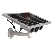 GZGMET solar power 720P wireless WiFi AP P2P IP camera surveillance video outdoor waterproof camera with rechargeable battery