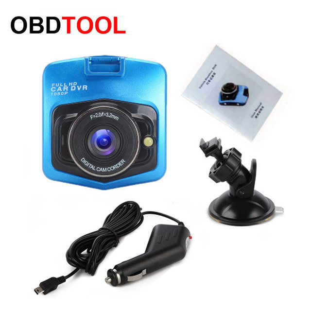 Multi-language Mini 2.4 inch Car DVR Video Camera Recorder Full HD 1080P Dashcam Dash Cam Camcorder Recorder 1