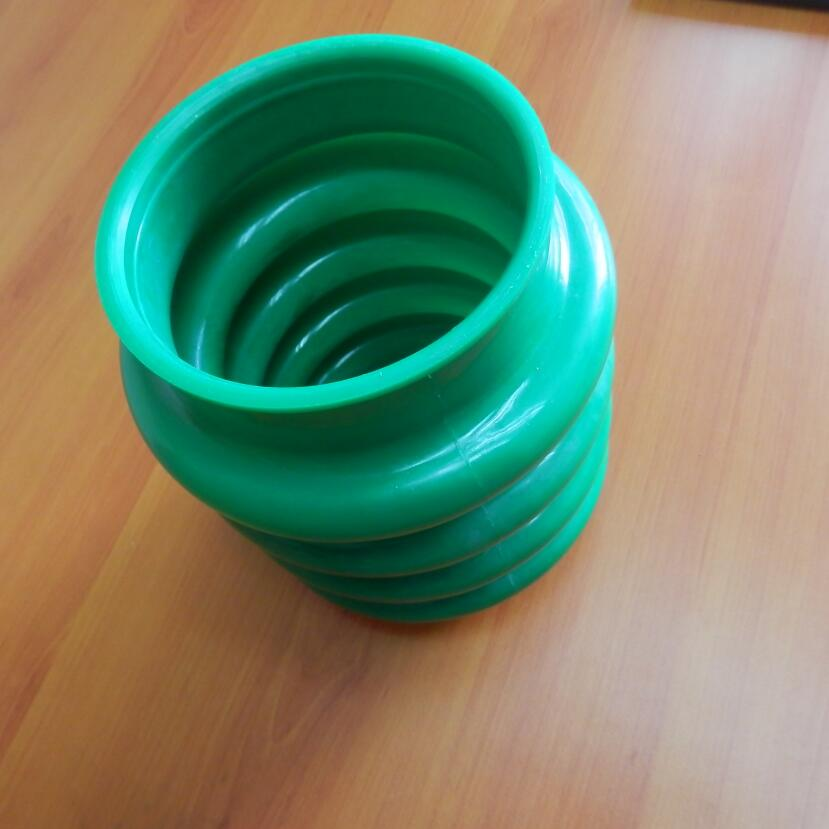 GREEN / YELLOW RAMMER BELLOW  BOOT UNIVERSAL FOR RAMMER JUMPING JACK DUST OFF CORRUGATED BOX  ID 106MM HT193MM GREEN / YELLOW RAMMER BELLOW  BOOT UNIVERSAL FOR RAMMER JUMPING JACK DUST OFF CORRUGATED BOX  ID 106MM HT193MM