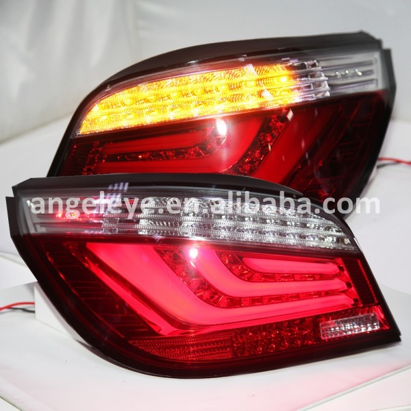 For BMW E60 5 Series 520i 523i 525i 528i 530i LED Tail Lamp 2003 to 2009 year Red White Color JX
