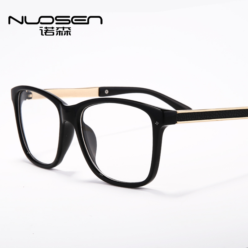 stylish eyeglass frames l4vc  Aliexpresscom : Buy Stylish eyeglass frame personality star models the  influx of people full frame glasses frame glasses plain glass spectacles  art from