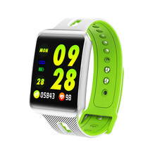GT98 Curved Screen Smart Watch Men Heart Rate Monitor 15 Day Standby Fitness Bracelet Activity Tracker Replaceable Strap P30