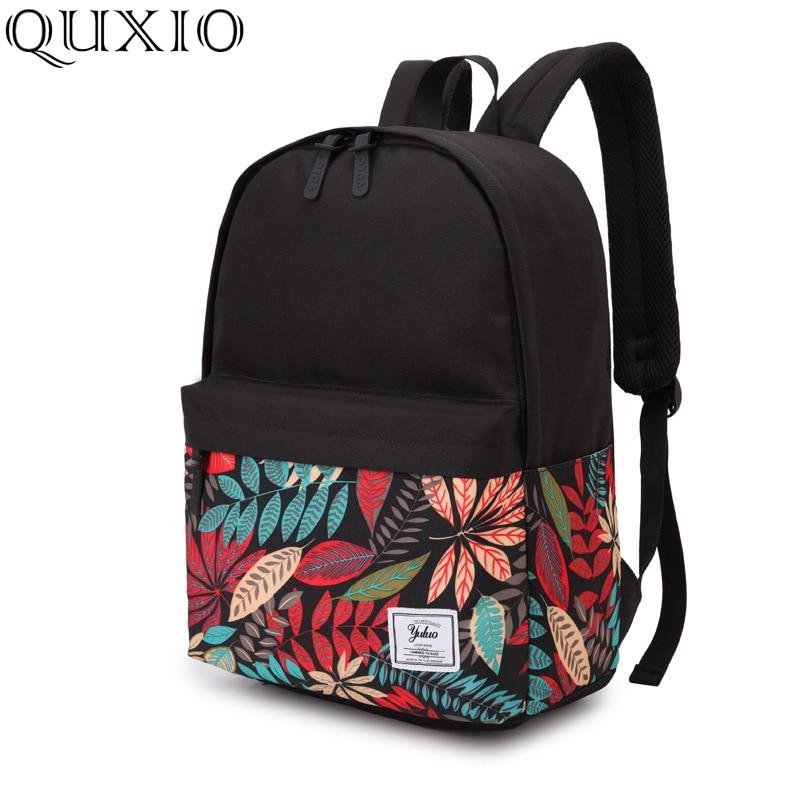 Herrentaschen Aufrichtig Floral Druck Rucksäcke Männer 2019 Neue Mode Oxford Schule Taschen Für Jugendliche Hohe Qualität Frauen Reisetasche Mochila Pjl069 Gepäck & Taschen