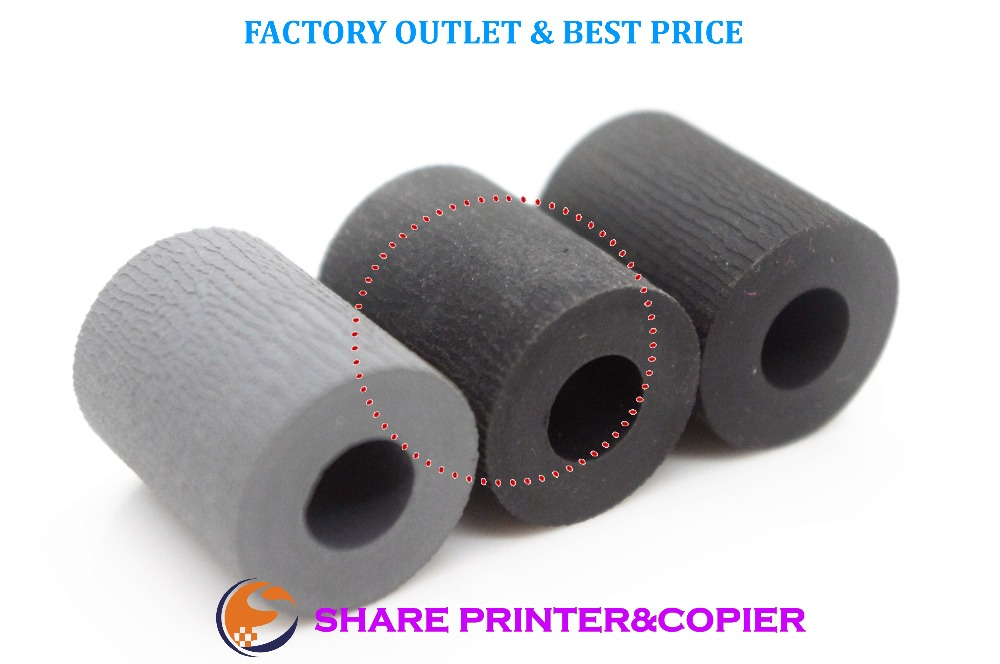 2BR06520 2F906240 2F906230 Paper Pickup Roller rubber tire for <font><b>Kyocera</b></font> FS1028 1035 1100 1125 1120 <font><b>1128</b></font> 1300 1320 1370 3900 4000 image