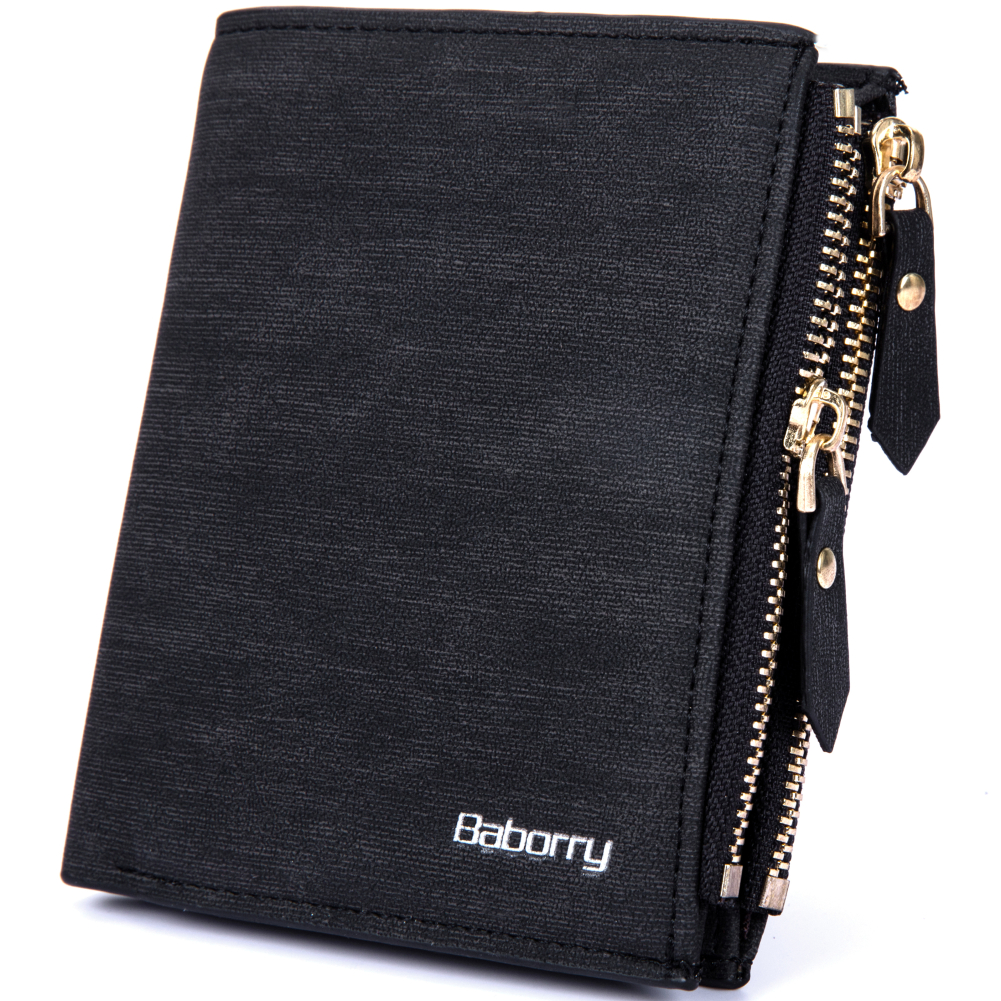 Topdudes.com - RFID Blocking Anti Theft Bifold Wallet