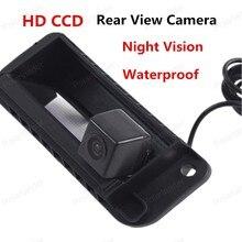 Горячая! RCA NTST Багажника ручка беспроводной HD CCD Камера Заднего Вида Для Mercedes Benz Автомобильная Камера Заднего вида