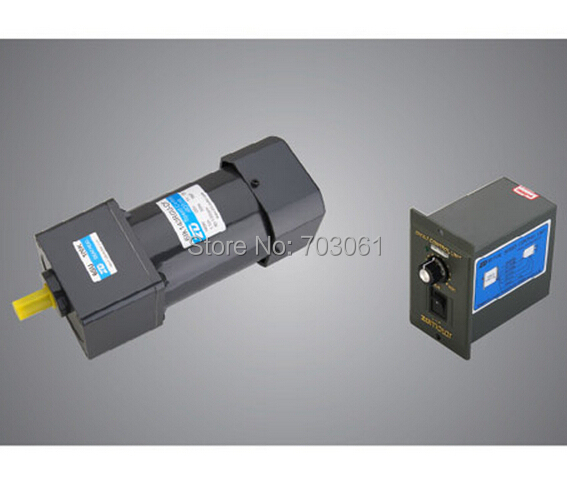 140W 104mm variable speed motor AC speed control gear motor reversible motors ratio 5:1 10 50v 100a 5000w reversible dc motor speed controller pwm control soft start high quality