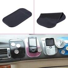 Важная силикагель приборной мат анти панели мобильного магия pad телефона автомобиля