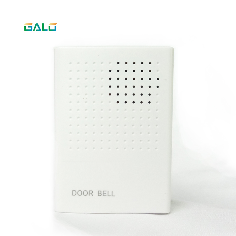 DC12V Wired Doorbell Vocal Chime For Home Office Security Access Control System Door Lock Wired Door Bell