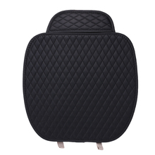 Car seat cushion Pad Car Front Back Seat Cover Car Seat Cover Styling Four Seasons Car Interior Seat cover import seat qfp100 burner seat zy510b adapter zlg x5 x8 5000u programming seat