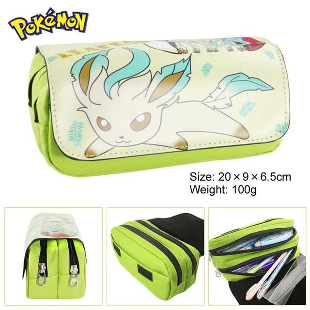 Pokemon pencil case school supplies