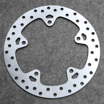 Motorcycle Rear Brake Disc Rotor Fit For BMW F650GS F700GS F800 GS GT R S ST
