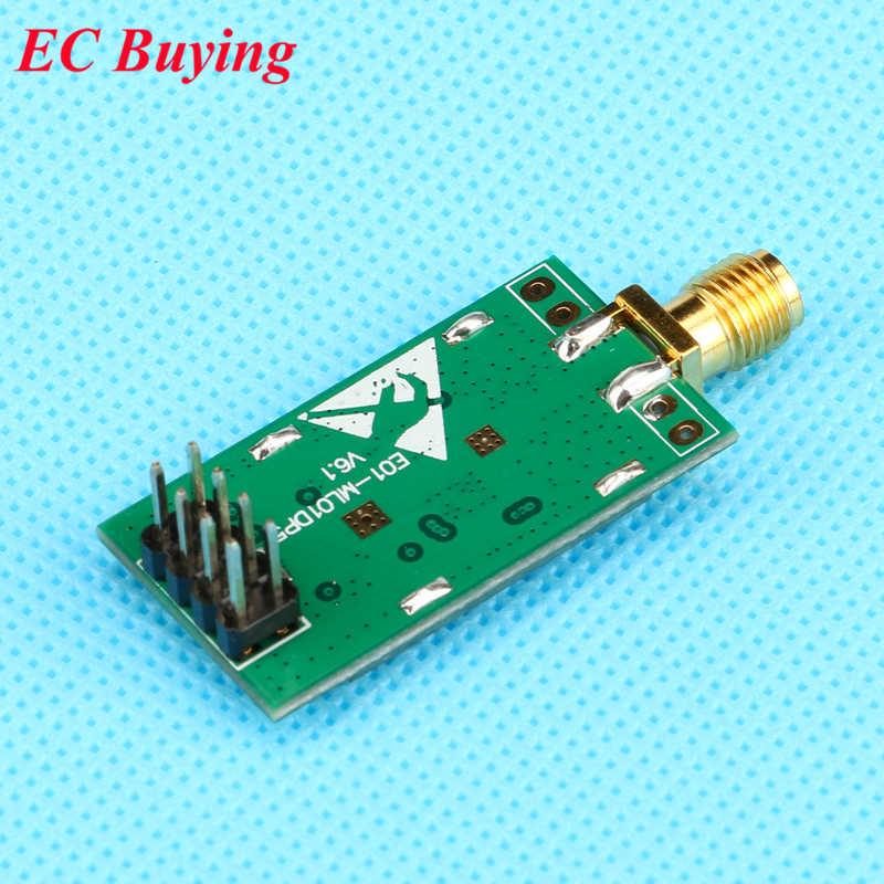 1 piece Long Range E01-ML01DP5 Ebyte 20dBm 2100m SPI NRF24L01+PA+LNA 2 4GHz  RF Wireless Transceiver Module Antenna with Shield