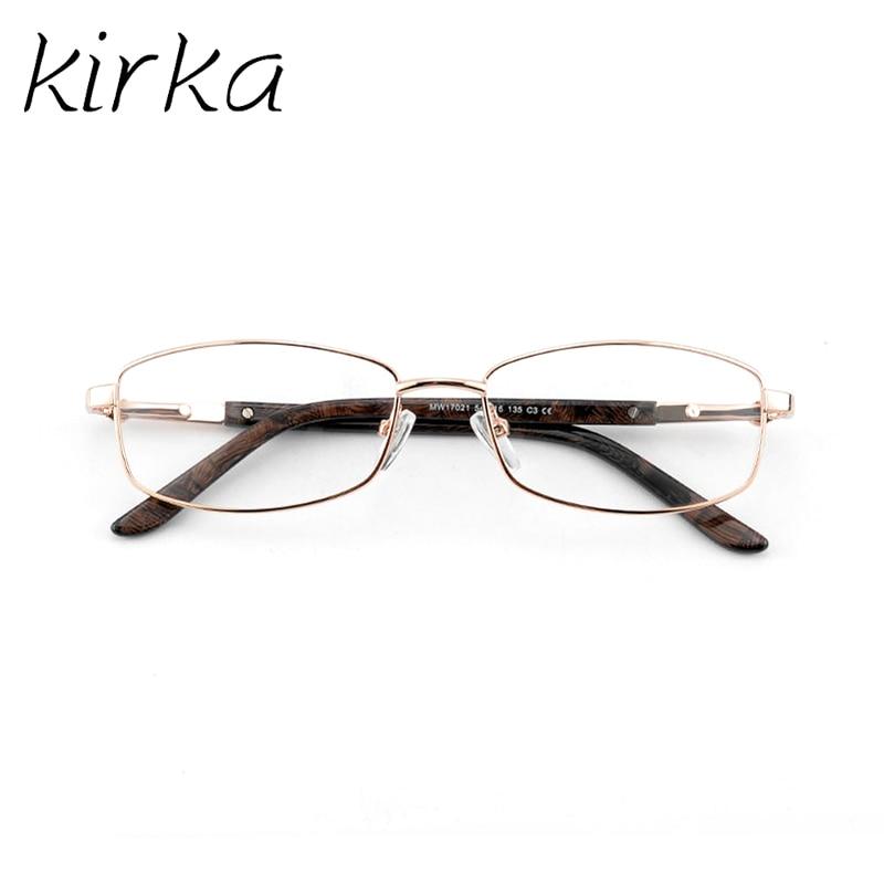 Damenbrillen Ausdauernd Kirka Retro Metall Optische Brillen Rahmen Für Frauen Vintage Nerd Frauen Gläser Rahmen Optische Lesebrille Spektakel Rahmen Damen Harmonische Farben Brillenrahmen