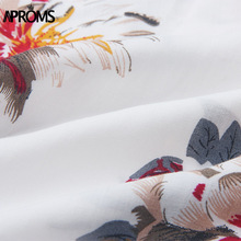 FREE SHIPPING Boho Flower Print Tank Tops JKP402