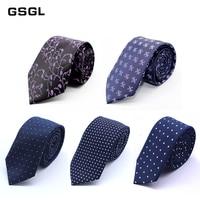 New Design Mens Tie Luxury Man Dot Jacquard Neckties Hombre 8cm Gravata Tie Classic Business Casual Tie For Wedding