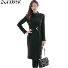 0abf80ccb86d8 Korean Women Office Work Long Dress Promotion-Shop for Promotional ...