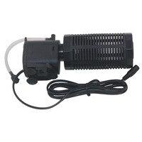 600L/H 12V household solar fountain pump water fish tank aquarium circulation increases oxygen filter triad pump