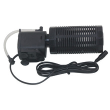 600L H 12V household solar fountain pump water fish tank aquarium circulation increases oxygen filter triad