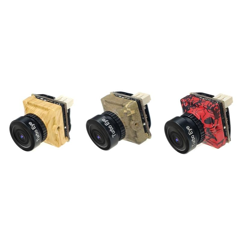 Caddx Turbo Micro SDR2 PLUS FPV Camera Low Latency Super WDR OSD 16:9 4:3 Switched Race/Freestyle Version caddx turbo micro f2 1 3 cmos 2 1mm 1200tvl 16 9 4 3 ntsc pal low latency mini fpv camera for rc models upgrade caddx f1 4 5g