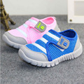 2015 marca nuevos niños kids shoes zapatillas de deporte respirables niños niñas pisos running casual shoes tamaño 17-22 de los niños venta caliente