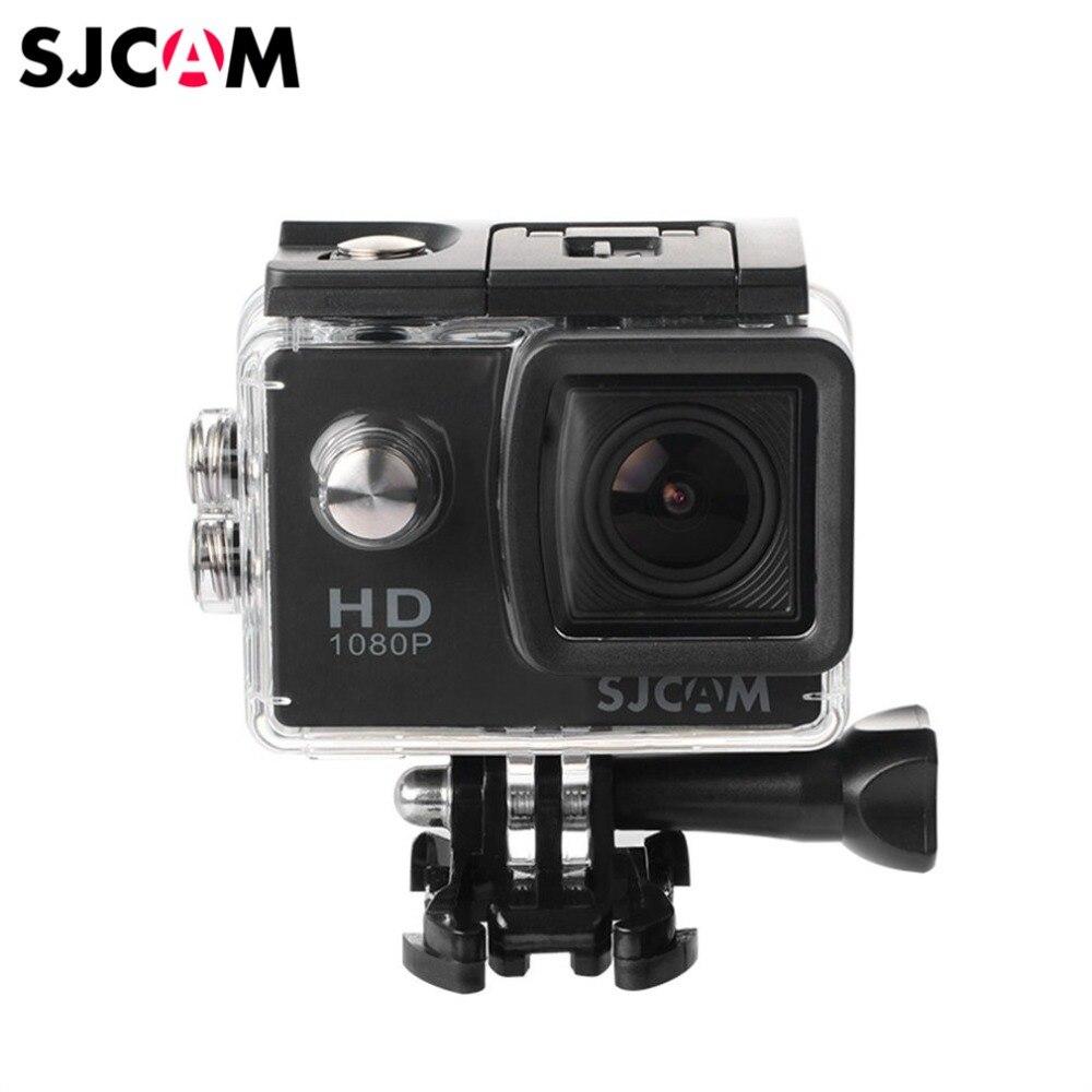 SJCAM SJ4000 Étanche Sport Caméra Full HD 1080 P 12MP 2.0 pouces LCD Plongée Vélos Action Caméra 170 degrés Grand Angle lentille