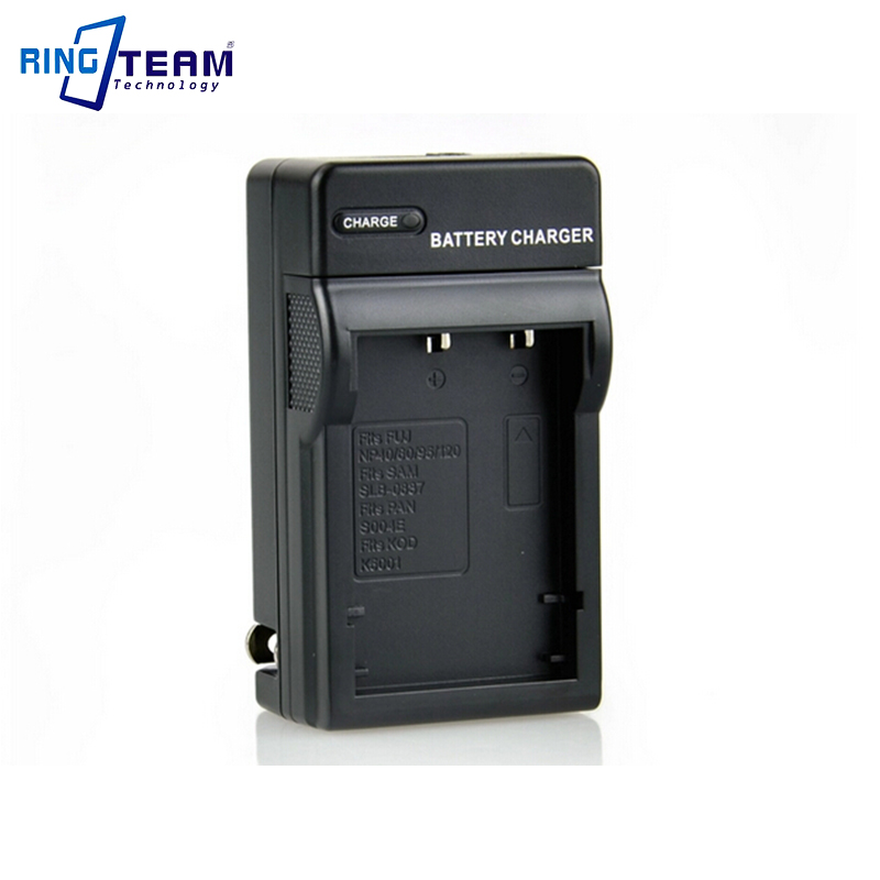 Battery Pack and LCD USB Travel Charger for Samsung VP-D85 VP-D87 VP-D87D Digital Video Camcorder
