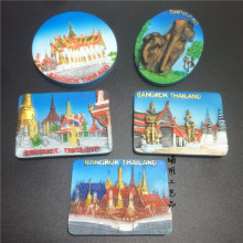(5 pieces a lot)Foreign travel resin refrigerator