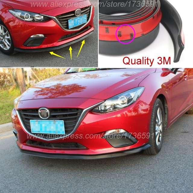 online shop for mazda 6 m6 mps for mazda6 atenza car bumper lip