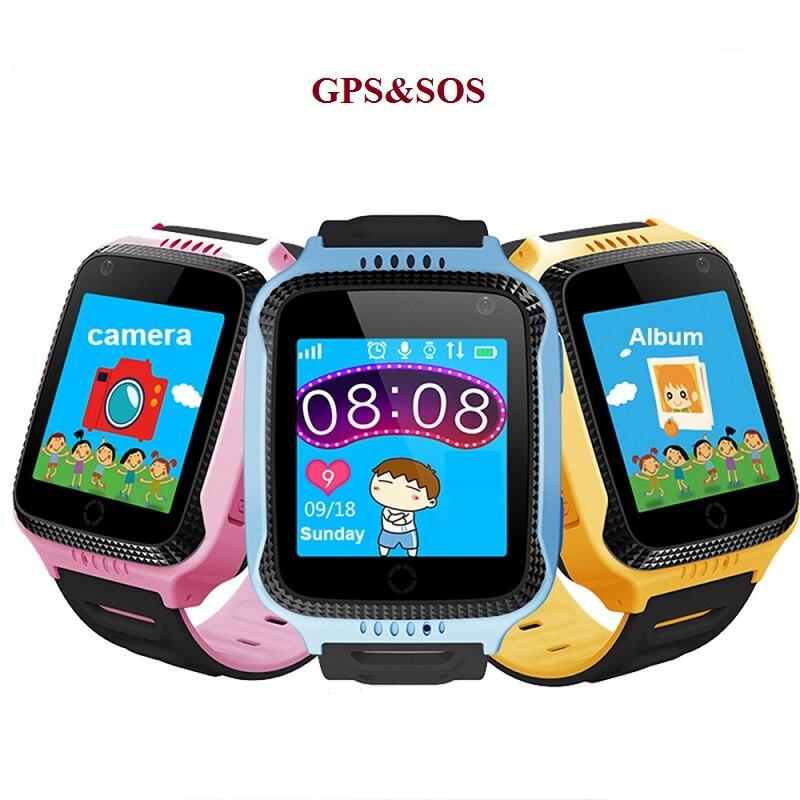 Оригинальный q528 Y21 GPS Смарт часы с Камера фонарик ребенка часы SOS вызова расположение PK dz09 Q50 Q90