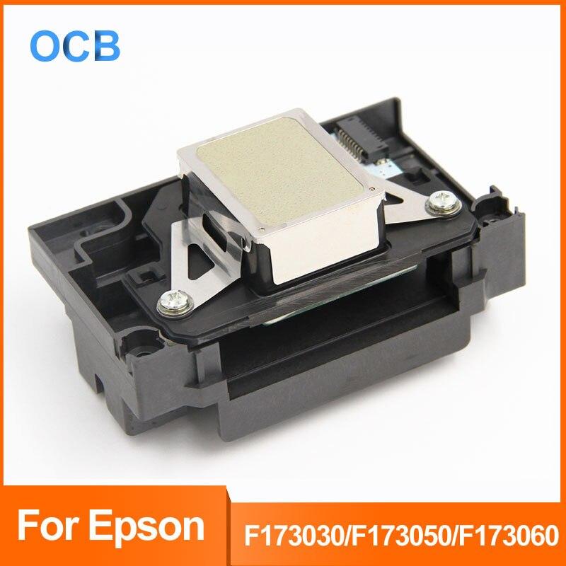 F173050 F173030 F173060 Tête D'impression Tête d'impression pour Epson Stylus Pro 1390 1400 1410 1430 R260 R265 R270 R360 R380 R390 RX580 RX590