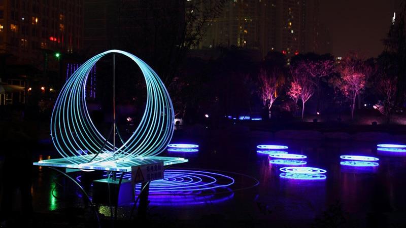 3 мм боковое светящееся Оптическое волокно свет автомобиля Внутренний оптический кабель потолочное освещение ночные светильники Рождественская вечеринка украшения 100 м/рулон