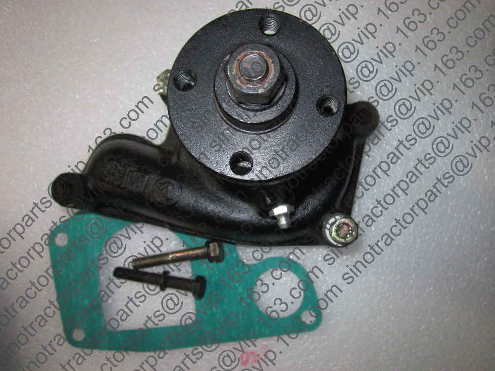 water pump with seat gasket Fujian Lijia swirl chamber SL2105T for tractor like Benye 250 254  цены
