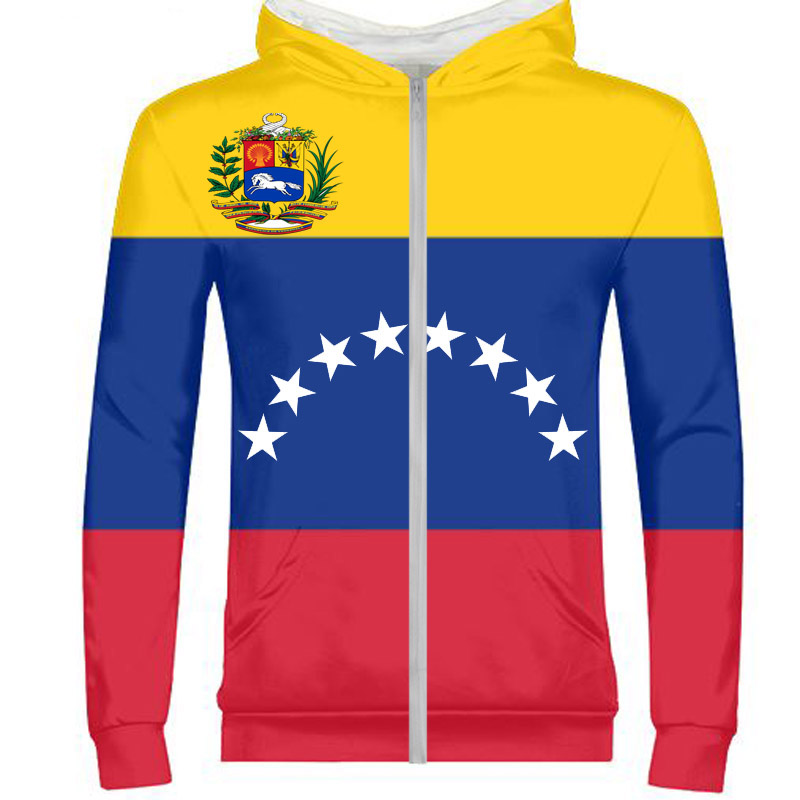 Back To Search Resultsmen's Clothing Buy Cheap Brazil Kazakhstan Haiti Male Youth Student Custom Made Name Number Picture Zipper Sweatshirt Whole Body Print Flag Boy Clothes