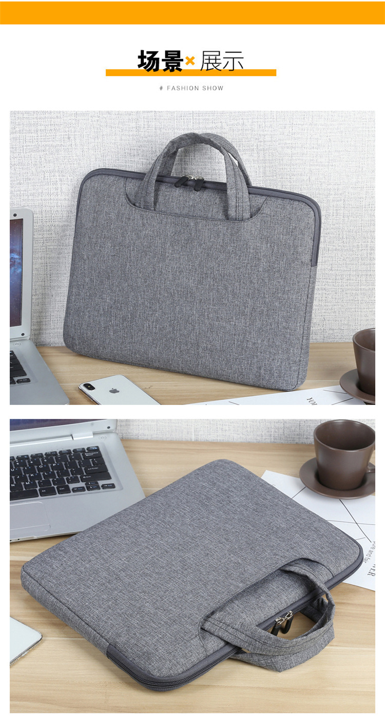 HTB1AzQYXN2rK1RkSnhJq6ykdpXaG New man business bag bostanten maleta 13 inch laptop computer bag briefcase women business document files bag slim handbag