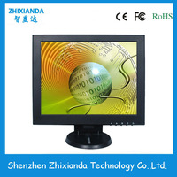 12 Inch Monitor With VGA Input For POS Monitor Computer Display Led Light HD 800