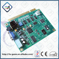 Jamma Arcade 60 in 1 Mutli PCB Board Classical Games for Cocktail Upright Arcade Cabinet Video Game