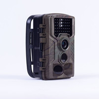 16MP 1080P 120° PIR Sensor Wildlife Hidden Game Camera Deer Feeder Trail Camera Hunting Camera 65ft / 20m Infrared