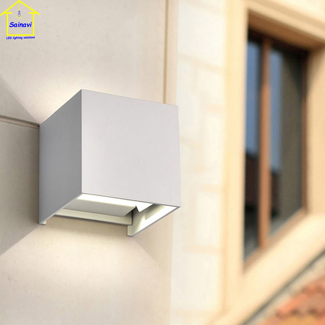 5 stks/partij 6 W Verstelbare hoek Europa Eenvoudige moderne LED ...