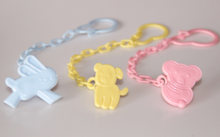 2017 1pcs Baby care Pacifier Clips Funny Nipple Teethers pacifier AccessoriesToy Pacifier Holder Chain Drop-resistant Belt(China)