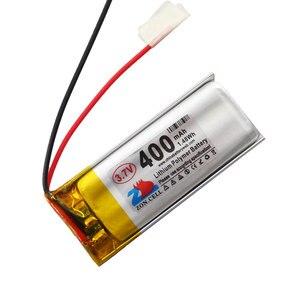 Полимерная литиевая батарея, 400 мА · ч, 501740, высокотемпературная, 3,7 В, выдерживает 80 градусов, устойчив к холодной впрыске