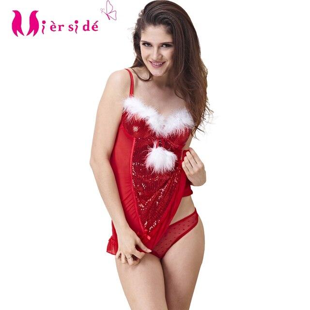 d9796f77986e794 2014 Free Shipping Women Bra Brief Set Sexy Lingerie For Christmas Style No  CRIS00306
